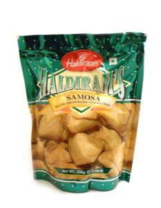 Haldirams Samosa [Somosa] | Buy Online at the Asian Cookshop